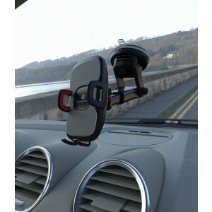 PowerPeak ProMount Car Dash for Windshield / Dash Mount & Vent Mount