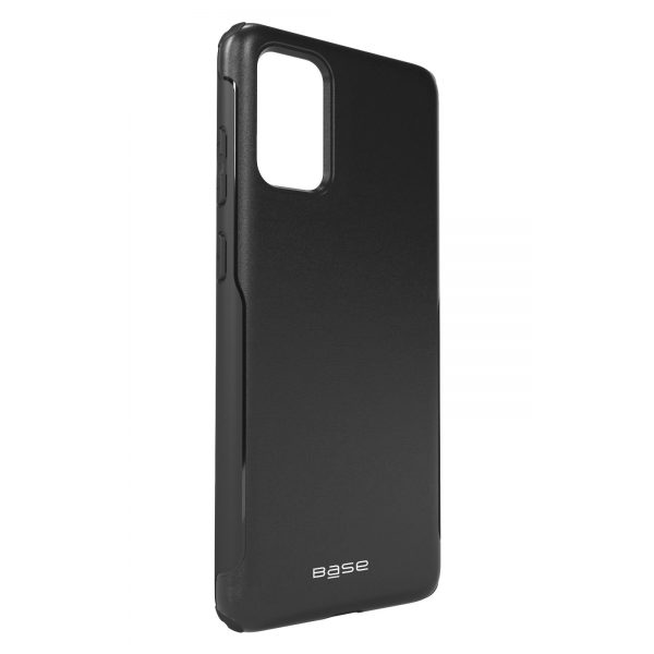 Base Samsung Galaxy s20 Plus - ProTech - Rugged Armor Protective Case Black