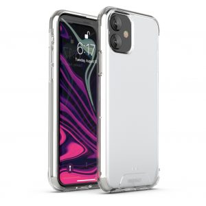 Base  IPhone 11 (6.1) -b-Air 2 Crystal Clear Slim Protective Case