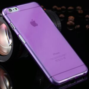 Base High Gloss Tpu iPhone 6 - Purple