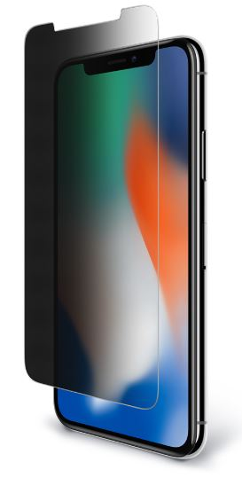 Base Premium Privacy Tempered Glass Screen Protector For IPhone X / 11 Pro {5.8}