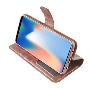Base Folio Exec Wallet Case Samsung Galaxy S9  - Rose