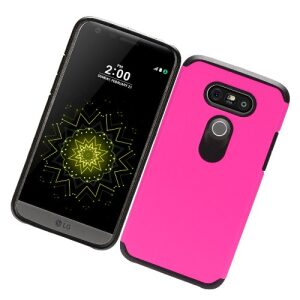 Base LG G5 Hybrid Case - Pink
