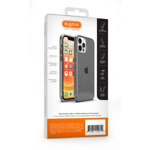 Base Crystalline For iPhone 12 Pro Max (6.7) - Gray