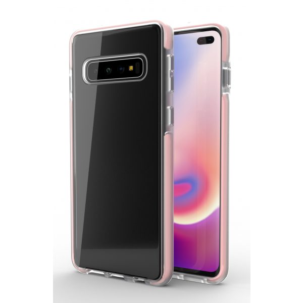 Base BorderLine - Dual Border Impact Protection for Samsung Galaxy S10e - Pink