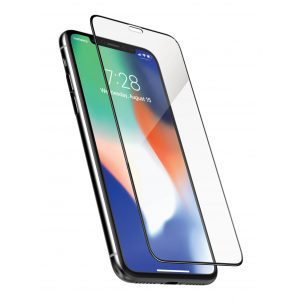 Base Premium Full Coverage Tempered Glass Screen Protector For IPhone X Max