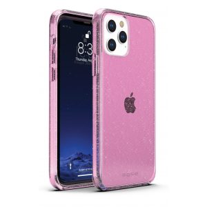 Base Crystalline For iPhone 12 Pro Max (6.7) - Pink