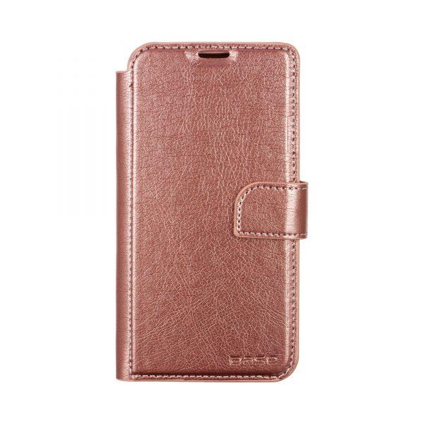 Base IPhone 11 (6.1)  - Folio Exec Wallet - Rose