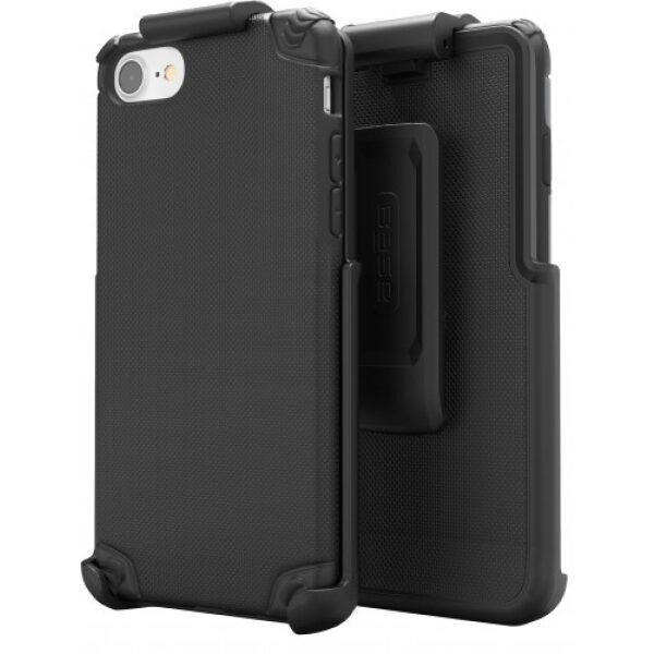 Base ProTech - Case & Holster Combo for iPhone 7/8 - Black