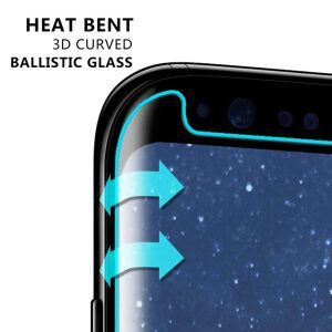 Base Tempered Glass Screen Protector for Galaxy S8