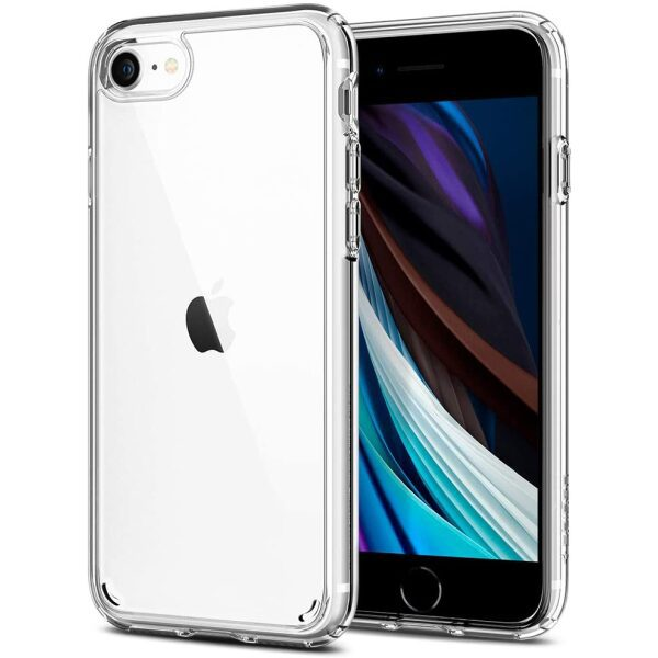 bAir +  Crystal Clear Slim Protective Case for iPhone SE 7/8