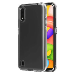 Samsung A01 b-Air - Crystal Clear Slim Protective Case