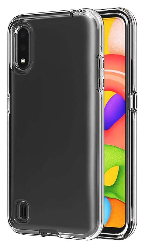 Samsung A01 b-Air - Crystal Clear Slim Protective Case