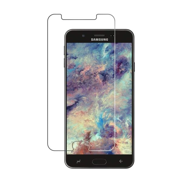 Base Premium Tempered Glass Screen Protector for Samsung Galaxy J7 - 2018