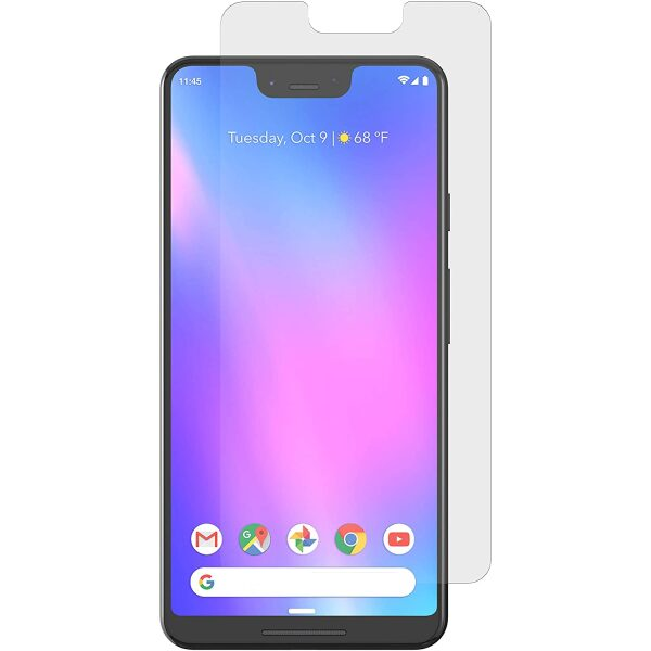 Base Premium Tempered Glass Screen Protector for Google Pixel 3