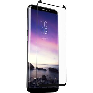 Base Tempered Glass Screen Protector for Galaxy S9 Plus - Full Adhesive