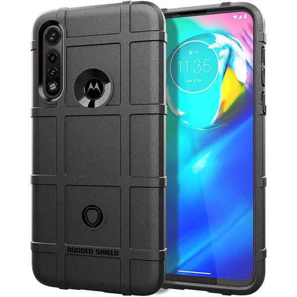 Base Moto G Stylus Armor Tech Case - Black