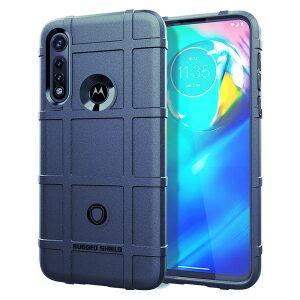 Base Moto G Stylus Armor Tech Case - Blue