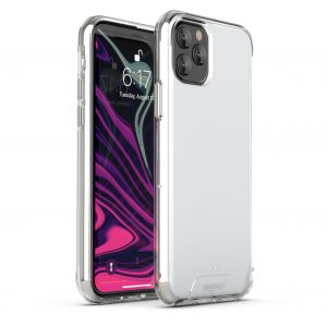 Base  IPhone 11 PRO (5.8) -b-Air 2 - Crystal Clear Slim Protective Case