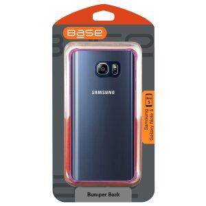 Base Bumper Back Case Samsung Galaxy Note 5 - Purple