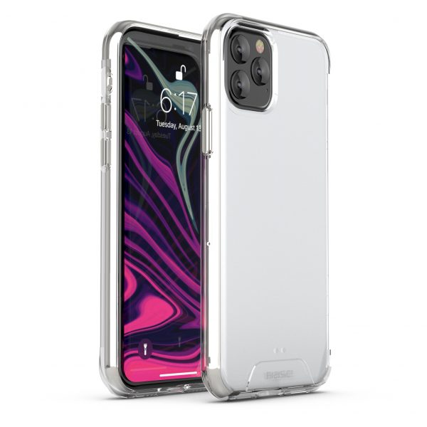 Base  IPhone 11 PRO Max (6.5) -b-Air 2 Crystal Clear Slim Protective Case