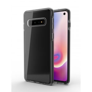 Base BorderLine - Dual Border Impact Protection for Samsung Galaxy S10 Plus - Black