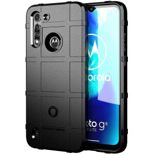 Base Motorola Moto G Power Armor Tech Case - Black