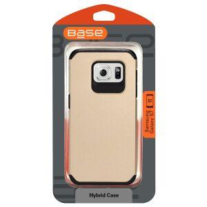 Base Hybrid Case Samsung Galaxy S7 - Gold (OLD VERSION)