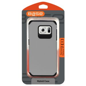 Base Hybrid Case Samsung Galaxy S7 - Grey (OLD VERSION)