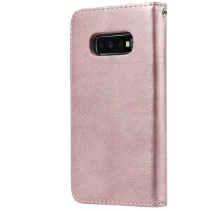 Base Folio Exec Wallet Case Samsung Galaxy S10 -  Rose