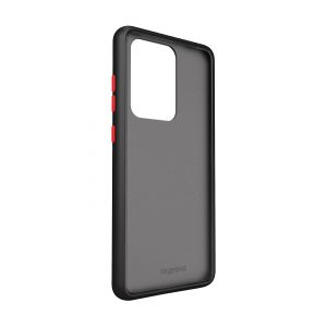 Base Samsung Galaxy s20 Ultra- DuoHybrid Reinforced  Protective Case - Black