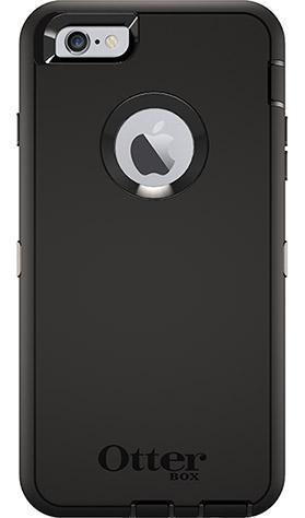 Otterbox Defender iPhone 6 Plus - Black