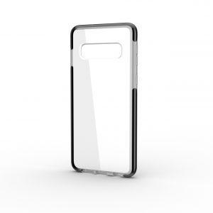 Base BorderLine - Dual Border Impact Protection For Samsung Galaxy S10 - Black