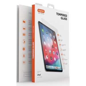 "Base Premium  Tempered Glass Screen Protector for 	iPad Pro {10.9""/11"" inch} 2019/2020"
