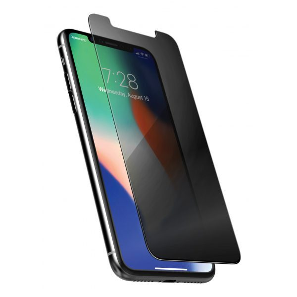Base Privacy Tempered Glass Screen Protector For iPhone XR / 11 {6.1}