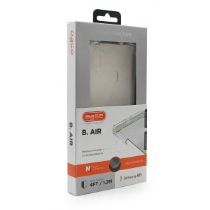 Base B-Air - Samsung A11 - Crystal Clear Slim Protective Case