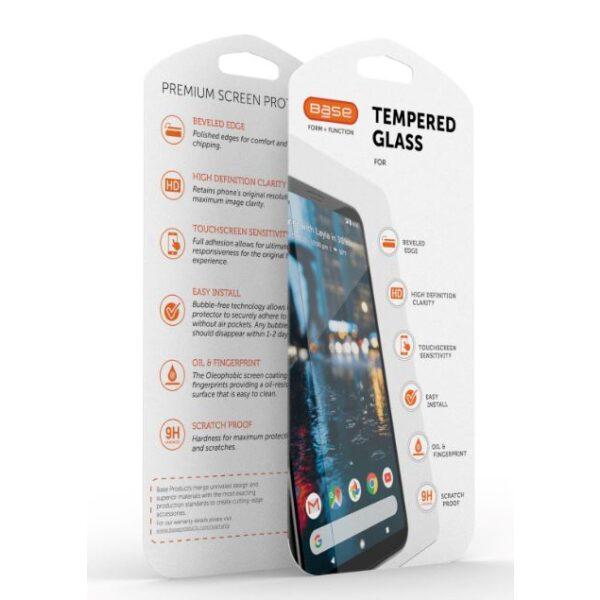 Base Tempered Glass for LG V50 ThinQ