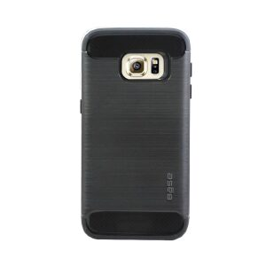 Base ProSlim - Sleek Brushed Protective Case for Samsung Galaxy S7 - Black