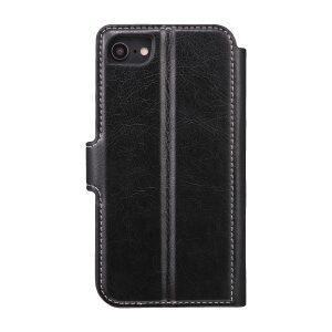 Base FolioExec Wallet Case iPhone SE - 7/8 - Black