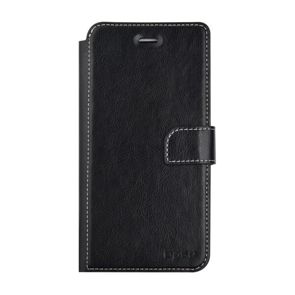 Base Folio Exec Wallet Case iPhone X  - Black