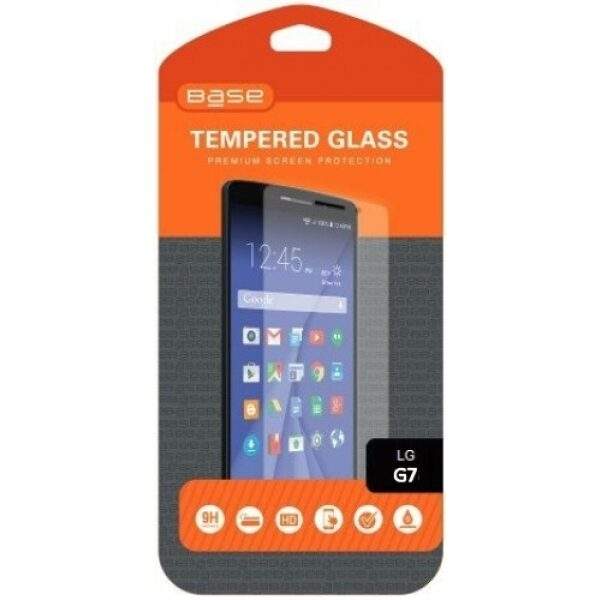 Base Premium Tempered Glass Screen Protector for LG G7