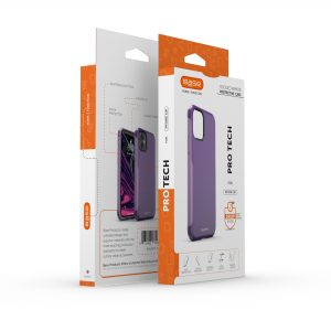 Base  IPhone 11 (6.1) -ProTech Rugged Armor Protective Case - Purple