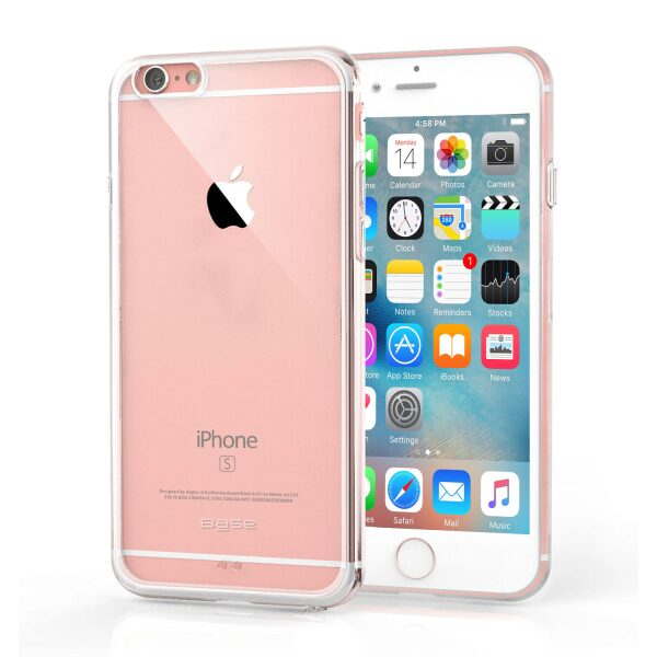 Base b-Air - Crystal Clear Slim Protective Case for iPhone 6