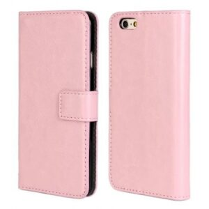 Base Leather Flip Case Iphone 6 - Pink