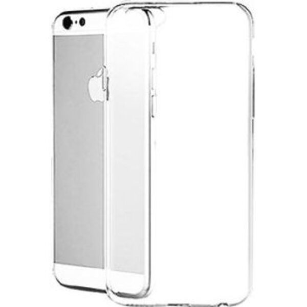 Base Bumper Back iPhone 6 Plus - White/clear