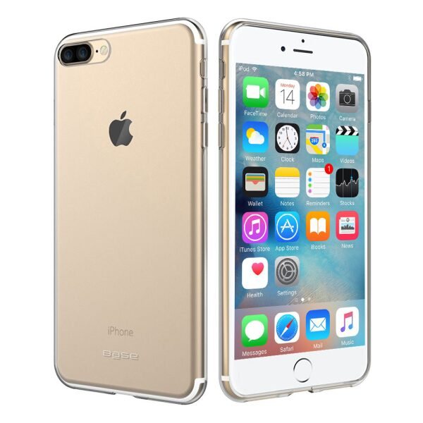Base b-Air - Crystal Clear Slim Protective Case for iPhone 7/8 Plus
