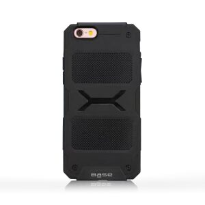 ArmorTech - Rugged Armor Protective Case for iPhone -SE -7/8 - Black