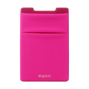 Wallét by Base - Stick-On Wallet - Pink
