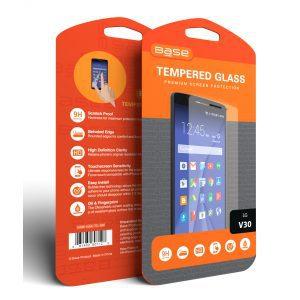 Base Premium Tempered Glass Screen Protector for LG V30