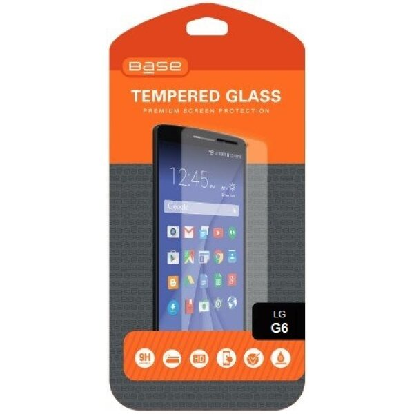 Base Premium Tempered Glass Screen Protector for LG G6